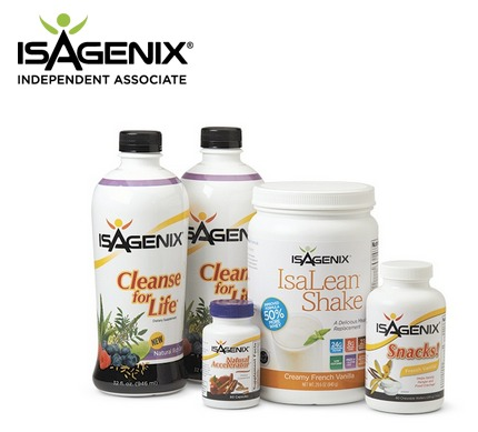 View My Isagenix™ Profile